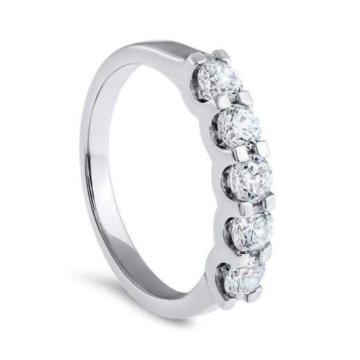 Lucente Diamantring 0,75ct