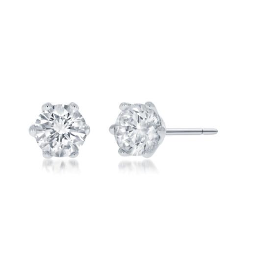 Cielo Diamantøredobber