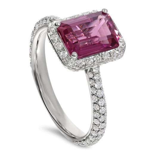 Sogno Rosa Diamantring