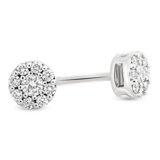 Storia D'amore Hvite Diamanter