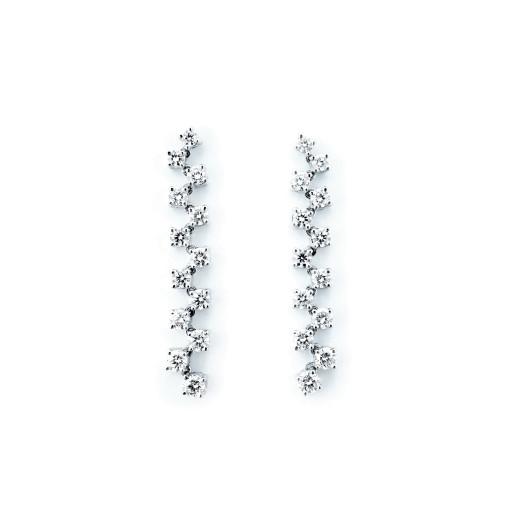 Stravagante II Diamantøredobber