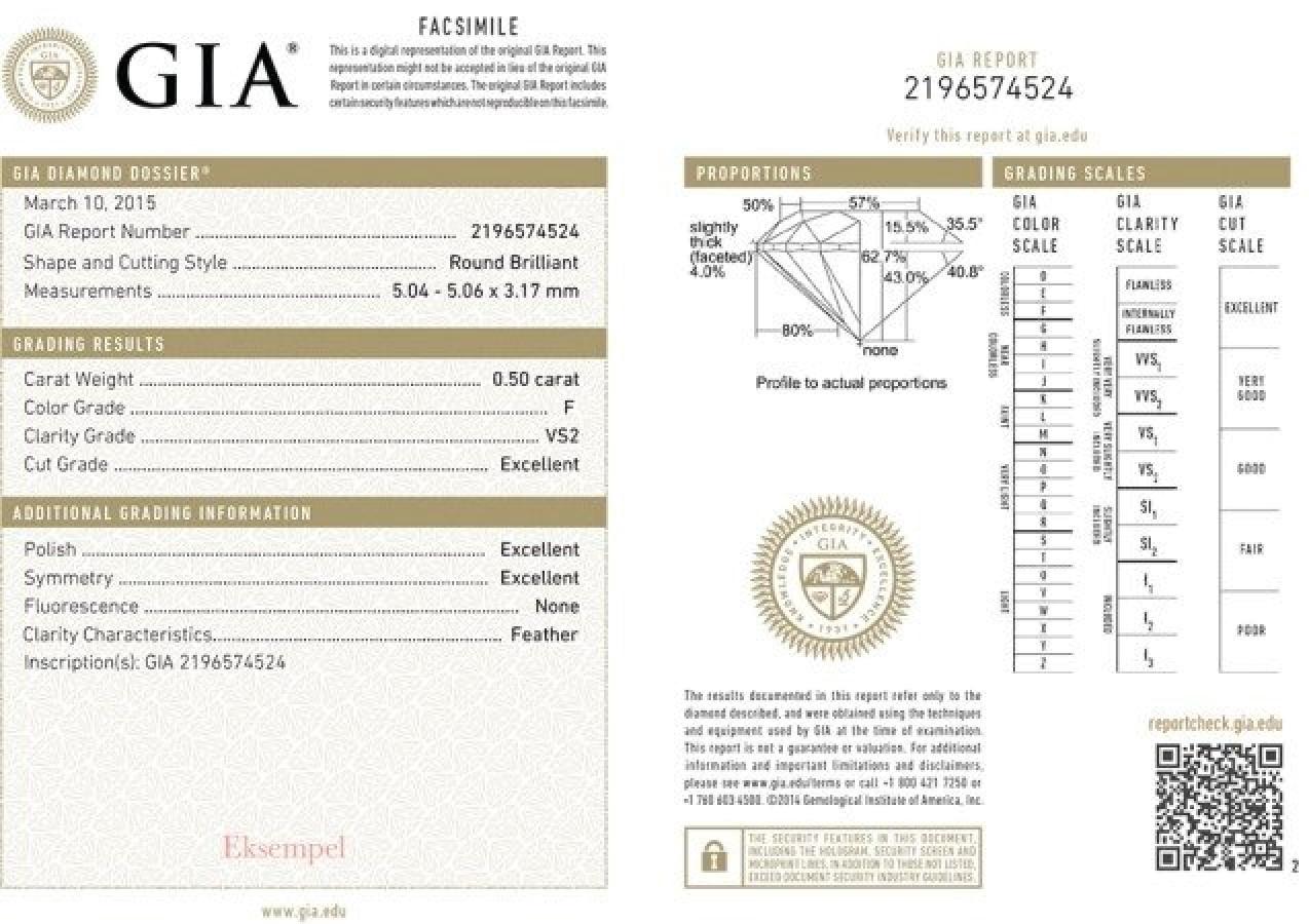 0,50ct GIA sertfikat