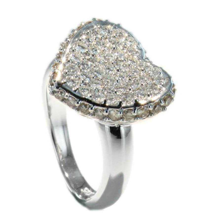 Cuore Champagne - Ring
