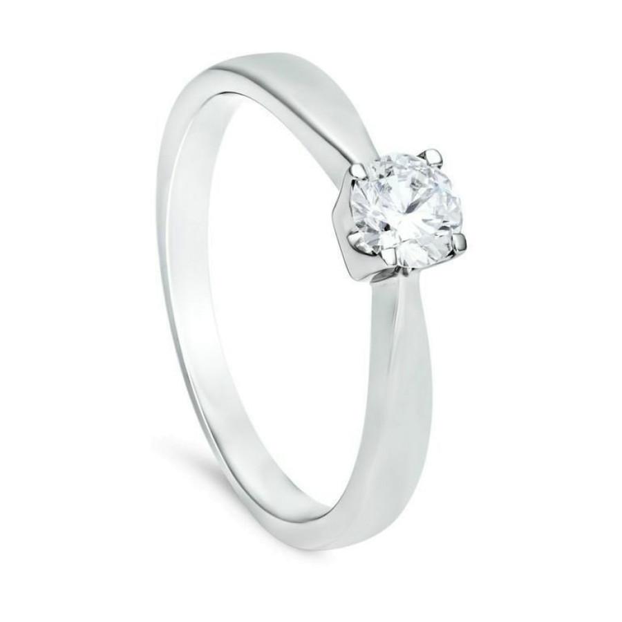 Eleganza Forlovelsesring 0,25 carat