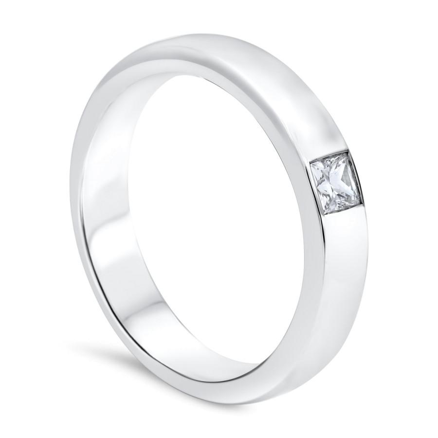 Abraccio giftering med diamant