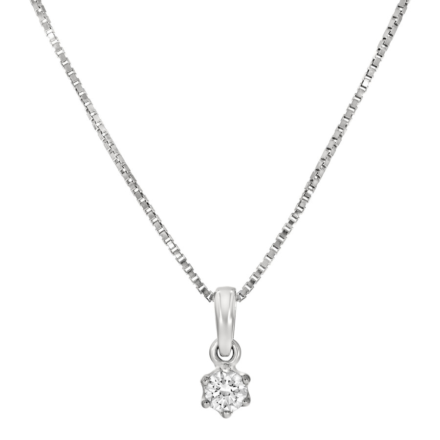 Cielo enstens diamantanheng 0,10ct