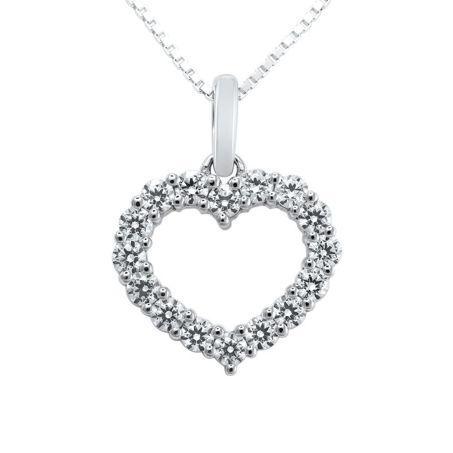 Cuore Diamanthjerte 0,16ct
