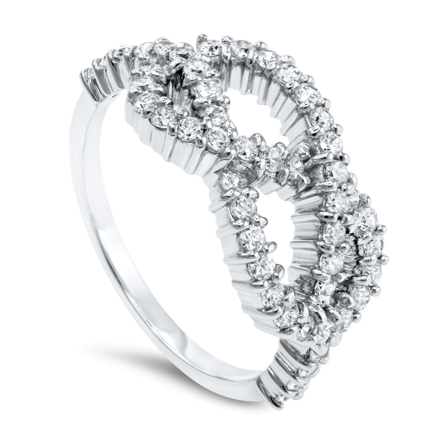 Infinito Diamantring - 0,72ct
