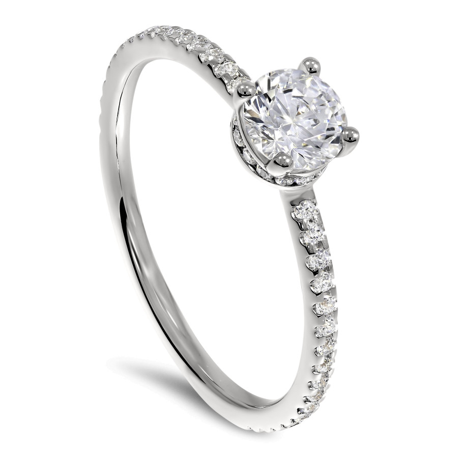 Miracolo Diamantring 0,82ct