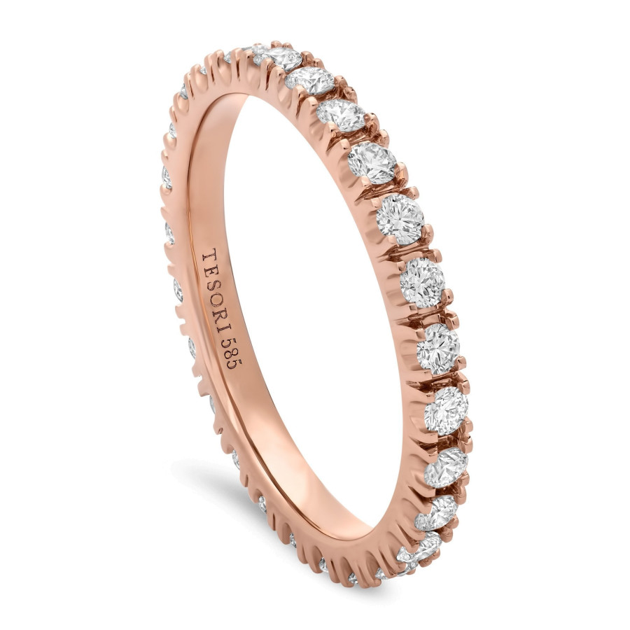 Moderna Eternity 0,62ct
