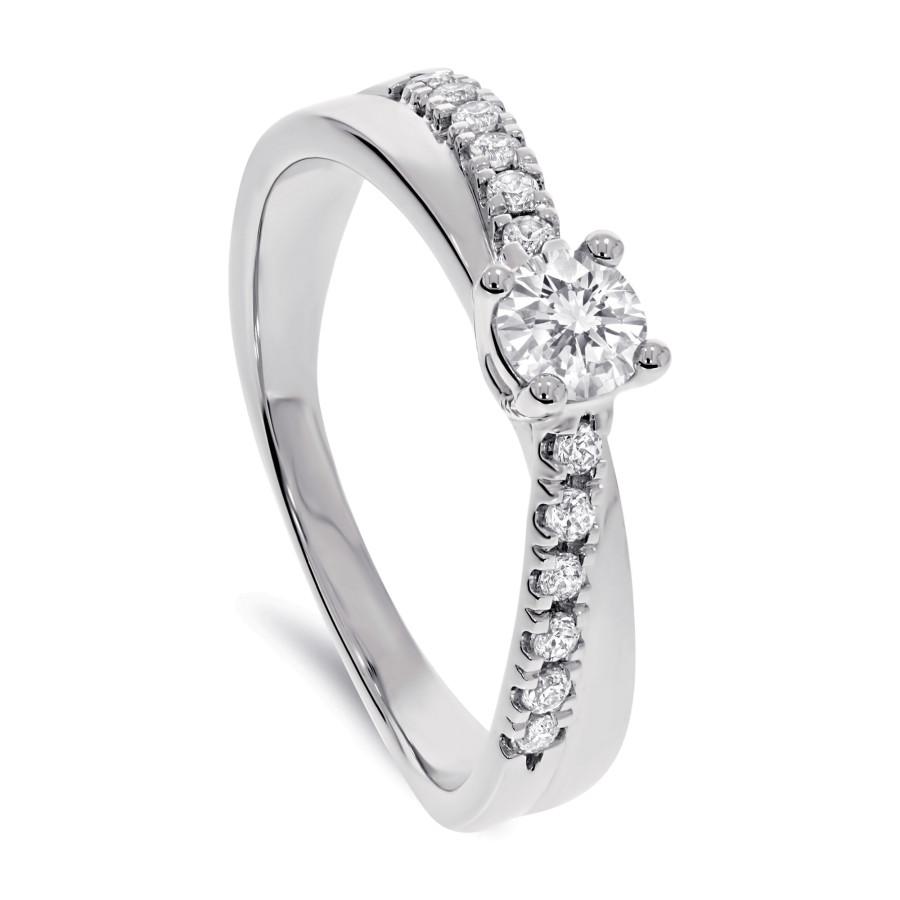 Spira 0,40 Diamantring